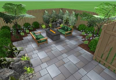 Four Seasons Landscape Designs - Building Renovations Image