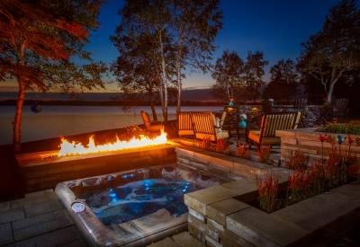 Four Seasons Landscape Designs - Pools, Decks & Hot Tubs Image