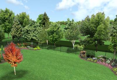 Four Seasons Landscape Designs -  Image